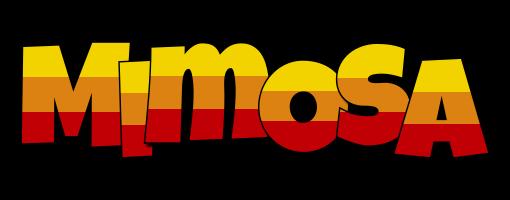Mimosa jungle logo