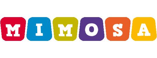 Mimosa kiddo logo
