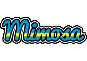 Mimosa sweden logo