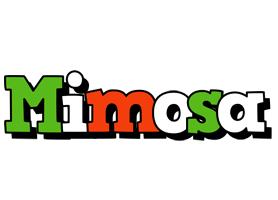Mimosa venezia logo