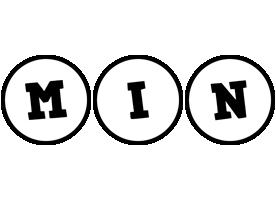 Min handy logo