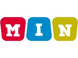 Min kiddo logo