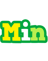 Min soccer logo
