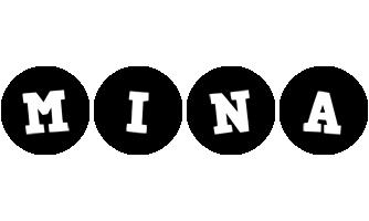 Mina tools logo
