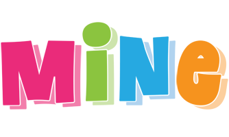 Mine friday logo