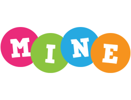 Mine friends logo