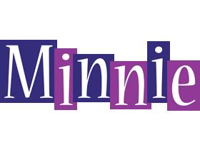 Minnie autumn logo
