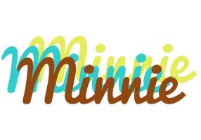 Minnie cupcake logo