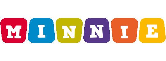 Minnie daycare logo