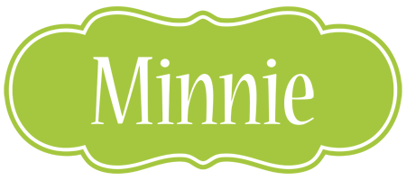 Minnie family logo