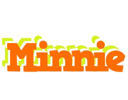 Minnie healthy logo