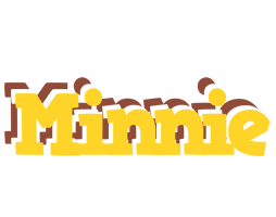 Minnie hotcup logo