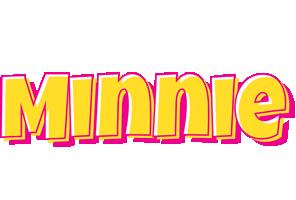 Minnie kaboom logo