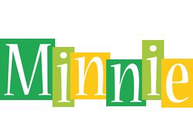 Minnie lemonade logo