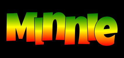 Minnie mango logo