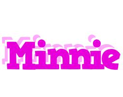 Minnie rumba logo