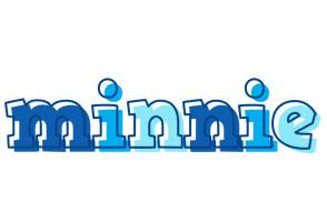 Minnie sailor logo
