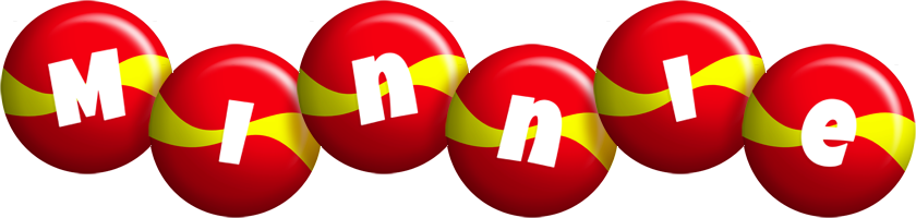 Minnie spain logo