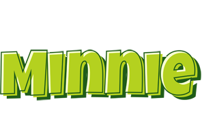 Minnie summer logo