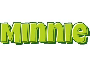 Minnie summer logo