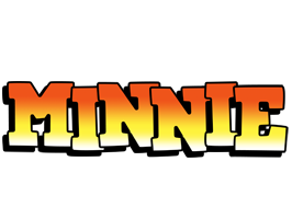 Minnie sunset logo