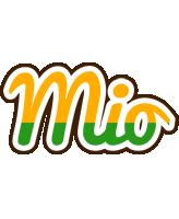 Mio banana logo