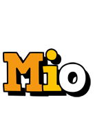 Mio cartoon logo