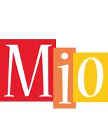 Mio colors logo