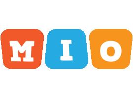 Mio comics logo