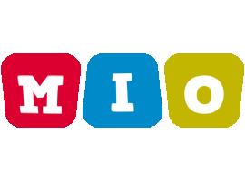 Mio daycare logo
