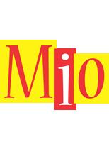 Mio errors logo