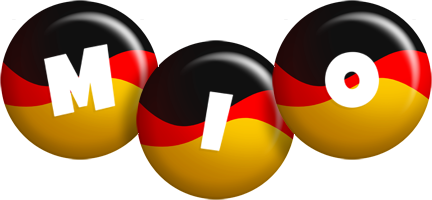Mio german logo