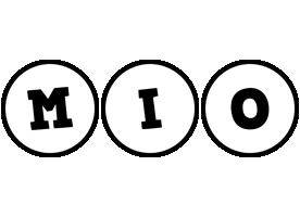 Mio handy logo