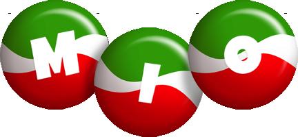 Mio italy logo