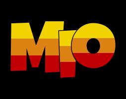 Mio jungle logo