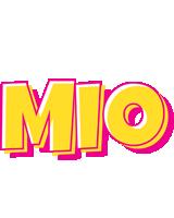 Mio kaboom logo