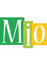 Mio lemonade logo