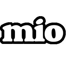 Mio panda logo