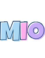Mio pastel logo