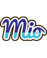 Mio raining logo