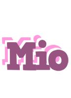 Mio relaxing logo