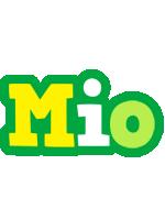 Mio soccer logo