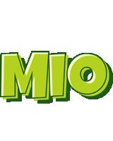 Mio summer logo
