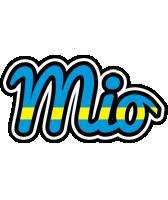 Mio sweden logo