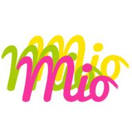 Mio sweets logo