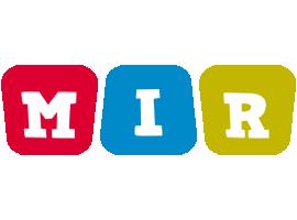 Mir daycare logo