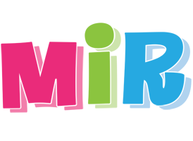 Mir friday logo