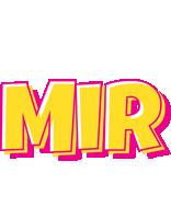 Mir kaboom logo