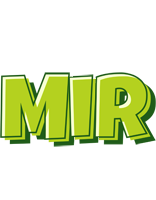 Mir summer logo