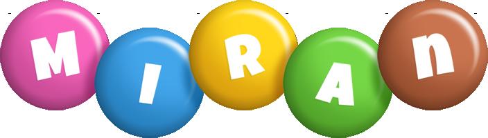 Miran candy logo